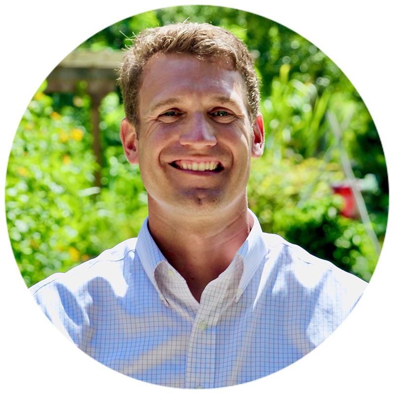 Photograph of Chris Jordan